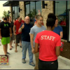 Hundreds Camped Outside 1st Chick-Fil-A Set To Open In Baltimore City