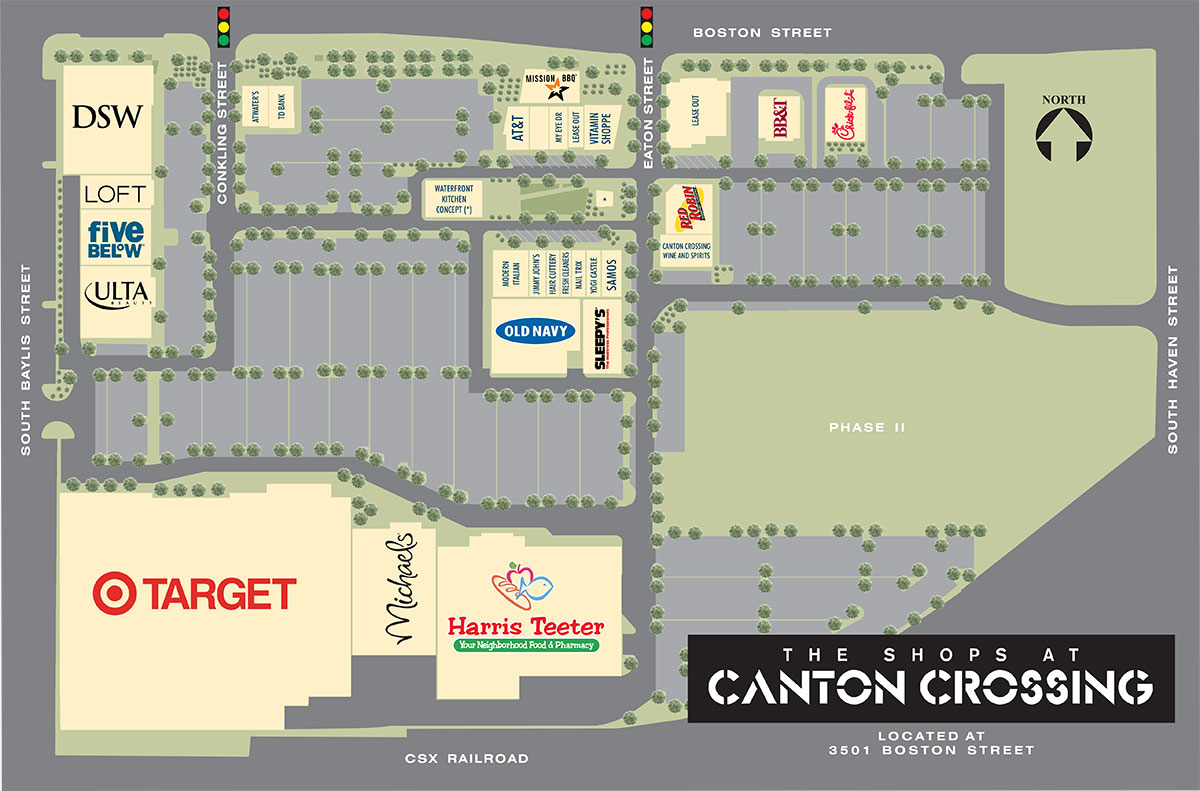 Stores | Canton Crossing